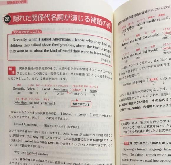 基礎英文解釈の技術100