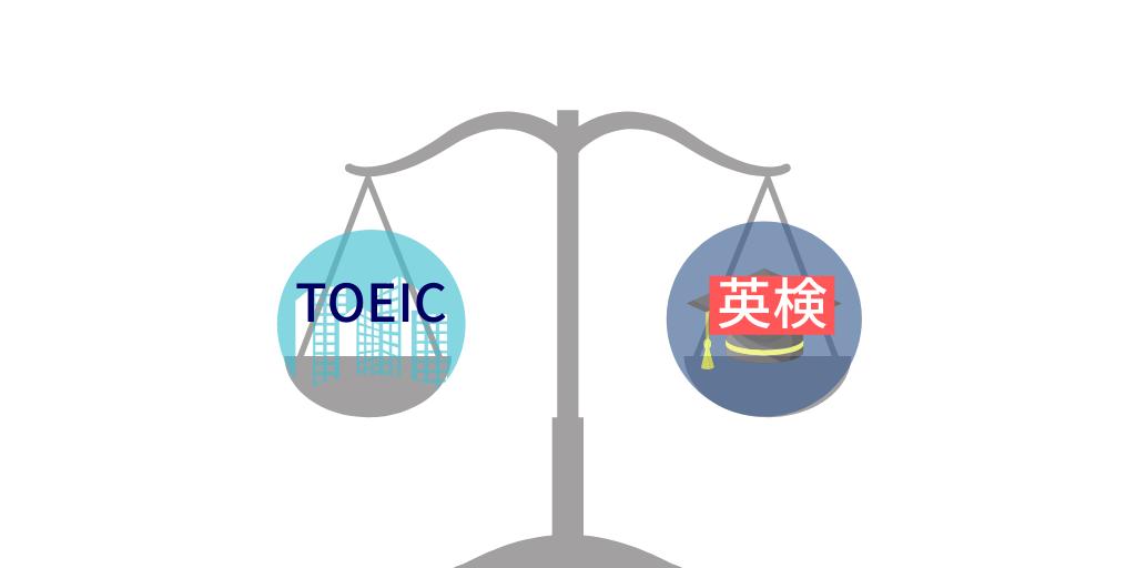 【TOEICと英検の換算/比較】