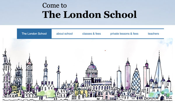 ロンドンスクール